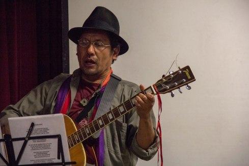 MARIO TABRA, cantautor Ayavaquino